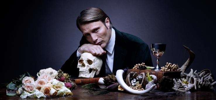Mads Mikkelsen _ Hannibal Lecter