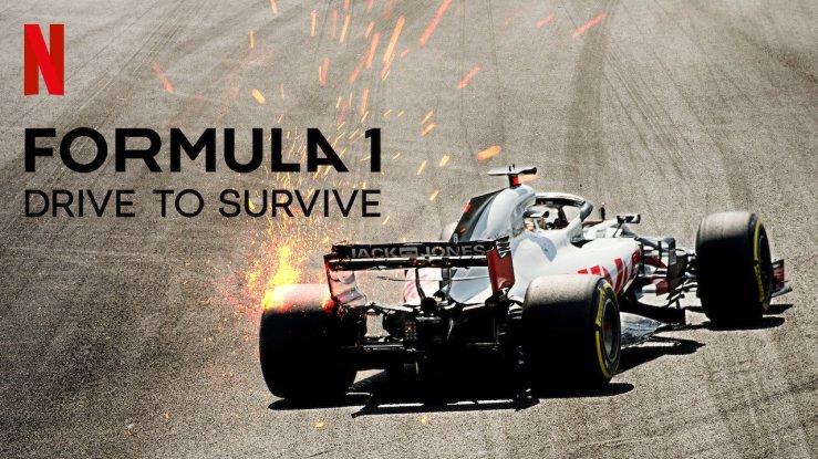 Formula 1: Drive to Survive Il film che ti sei perso