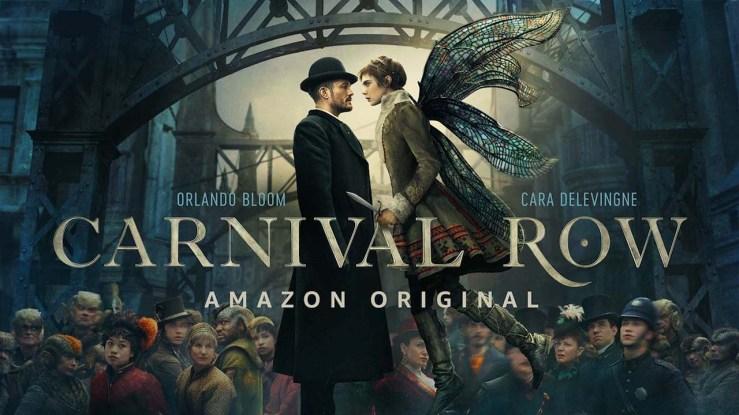Carnival Row Il film che ti sei perso