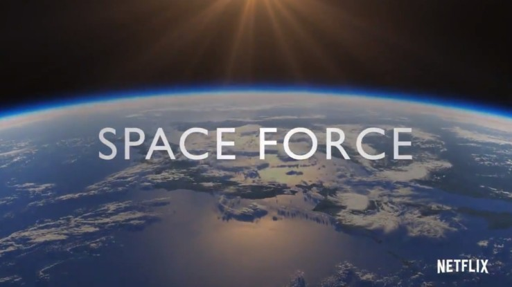 Space Force Il film che ti sei perso...